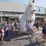"""Участие в проекте """"Театр под солнцем"""" центра Благосфера, 16.07.2016"""
